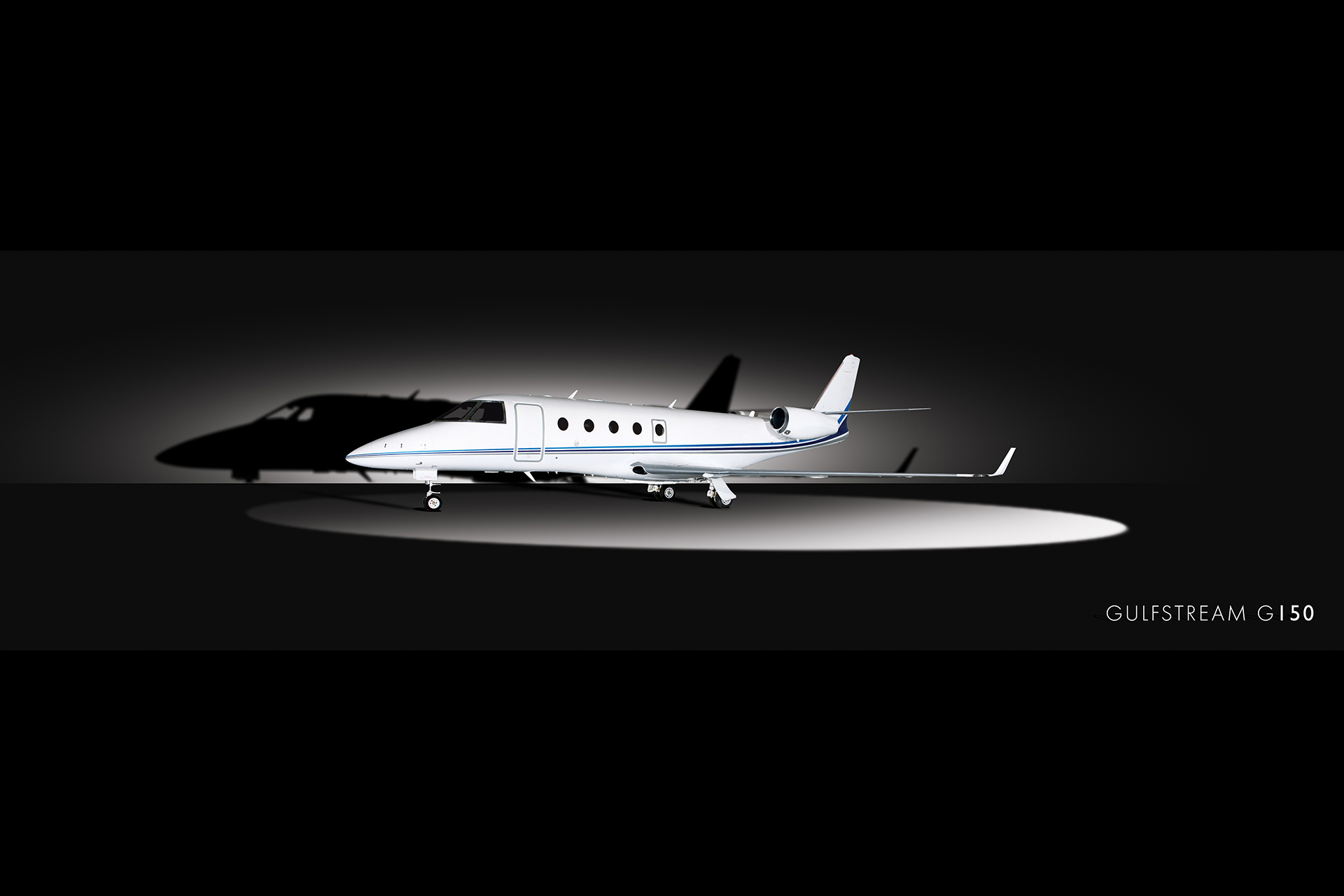 Private Jet Wallpaper Black And White  Wwwpixshark